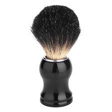 Shaving Brush,Black Handle 100% Pure Badger Brush for Your Best Shave Super soft