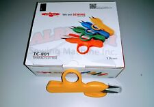 12 CLIPPERS Golden Eagle Embroidery THREAD NIPPERS TC-800  Plastic Scissor