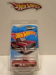 2021 Legends Tour '83 Chevy Silverado Truck RLC Square Body