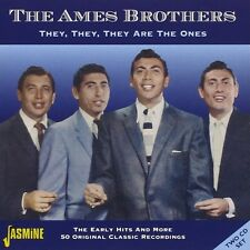 The Ames Brothers-they they they are the one 2 CD NEUF