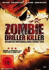 Zombie Driller Killer ( Norwegischer Horror-Thriller ) mit Morten Ruda NEU OVP