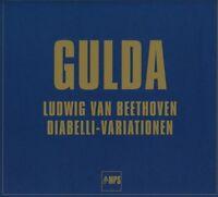 FRIEDRICH GULDA - DIABELLI-VARIATIONEN  CD NEU BEETHOVEN,LUDWIG VAN