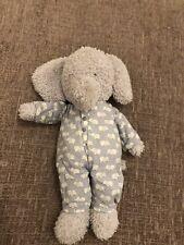 Little Jellycat Elephant In Pyjamas Soft Toy Plush Comforter