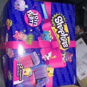 SHOPKINS SERIES 7 - JOIN THE PARTY FULL BOX 30 PACKETS