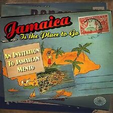 Jamaica Is The Place To Go 2-CD NEW SEALED Mento Laurel Aitken/Lord Tanamo+