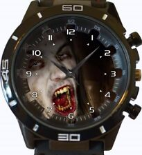 Gothic Horror Bloody Vampire Dracula New Gt Series Sports Unisex Gift Watch