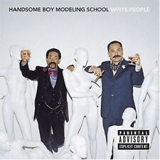 Handsome Boy Modeling School - White People   New Factory  Sealed CD