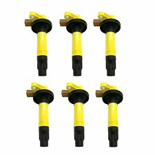 6PCS Ignition Coil for Ford F150 Explorer Taurus Lincoln MKT Ecoboost 3.5L UF646