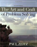 The Art and Craft of Problem Solving by Zeitz Paul