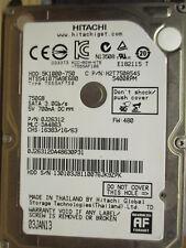 750 GB HITACHI hts541010a9e680/0j26312/da4863/disco rigido PCB OK 03jan13
