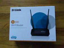 D-Link N300 Wi-Fi Cloud Router DIR-605L used.