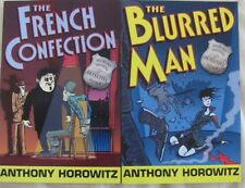 Anthony Horowitz, THE DIAMOND BROTHERS The French Connection, The Blurred Man