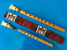 ARMENIAN DUDUK PRO from Apricot Wood - 2 Reeds - National Case - Free Gift Flute