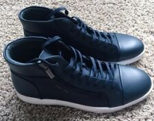 Calvin Klein Balthazar 2 Men's High Top Navy Sneakers All Man Made Material