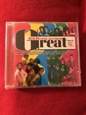 Great R&B Funk Bands Hits Of The 70's (CD, 1997, K-tel) New, Rare