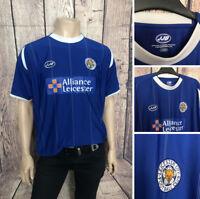 Leicester City Football Shirt, Home, 2005/06, Size 3XL, JJB, Great
