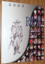 YEARBOOK - Rehobeth High School AL - 2005 the Rebel Dothan Alabama