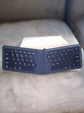 iClever Bluetooth Keyboard - Multi-Device Portable Keyboard Foldable