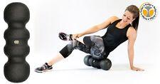 Foam Roller - Rollga PRO Award Winning Improved Design for Self Care Massage