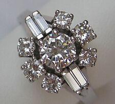 Queen ♛ Brillant Ring in aus 750 18kt Gold mit Diamant Brillanten Diamond ★ 7532