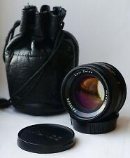 Carl Zeiss Planar f/1.4 50mm T* Lens AEJ Contax C/Y mount Exc!