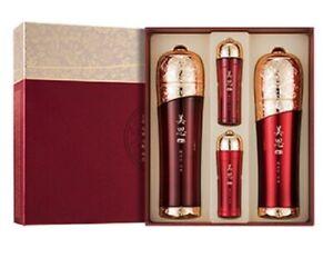 Missha Cho Gong Jin Toner Emulsion 2pcs Special Set Anti Aging Wrinkle care