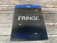 Fringe: The Complete Series (Blu-ray Disc, 2013, 20-Disc Set) NEW Sealed