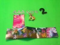 My Little Pony SWEETCREAM SCOOPS Wave 12 Blind Bag Mini Figure Retired HTF