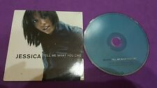 Jessica tell me what you like press 1998 France   card sleeve cd usato