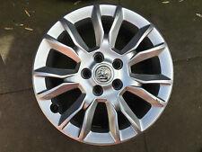 """Genuine Vauxhall Opel Astra H Zafira B 16"""" pollici Cerchi in lega 13276517 6.5Jx16H2"""