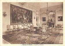 BR19215 La Salle a manger Chateau de Boloeil belgium