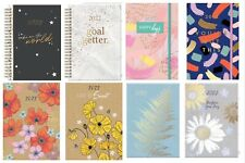 More details for 2022 a5 week to view wiro/ soft /hardback cover diary year case bound planner