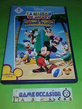 LA MAISON DE MICKEY LE GRAND PLOUF DVD FR UK