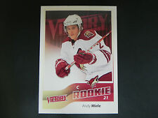 2011-12 Upper Deck UD Victory ROOKIE #305 Andy Miele Phoenix Coyotes RC