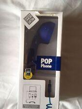 Brand New Sealed Genuine Boxed Native Union Retro Handset POP Phone BLUE