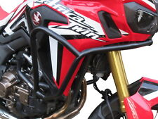 Paramotore Crash Bars HEED Honda CRF 1000 Africa Twin DCT Basic - nero