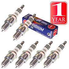 NGK Iridium IX Spark Plugs (x6) BCPR7EIX Caterham 21 1.6i Supersport