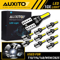 10X T10 501 194 W5W 2SMD LED Car HID White CANBUS Error Free Wedge Light Bulb EA