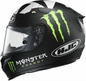 HJC RPHA 10 Plus Monster Ben Spies Motorradhelm