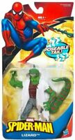 Marvel Hasbro Spider-Man Lizard Action Figure With Poseable Tail Classic Heroes