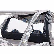 Tusk UTV Rear back Window Dust Kit Polaris RZR S 900 4 1000  Trail XC Turbo