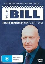 The Bill - Series 17, Part 3-4 (DVD, 12 Disc Set) R4 34 RARE Season