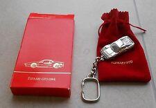 Ferrari 288 GTO Bburago Schlüsselanhänger Key Fob Porte Clefs Portachiavi burago