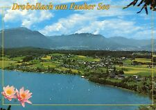 Alte Postkarte - Drobollach am Faaker See