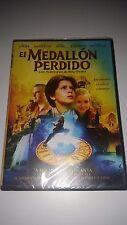 El Medallon Perdido: Las Aventuras De Billy Stone (2013, DVD)