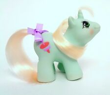 Vintage G1 My Little Pony Newborn Baby Twin JABBER ~ Adorable!