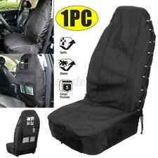 Waterproof Car Front Seat Cover Adjustable Washable Protector Seat Back Organize