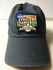 Vintage 2006 Mens College World Series One Fit OSFA Ballcap by Top of The World