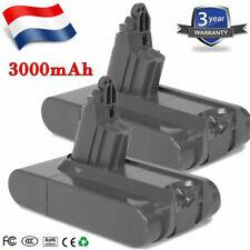 2X 3.0Ah Pour DYSON ANIMAL BATTERIE V6 DC58 DC59 DC61 DC62 SV03 SV04 SV05 SV06