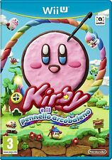 Wii U Kirby And Rainbow Paint Brush Nintendo (2325049)